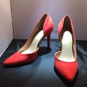 Women's Merona Coral Stilettos size 8